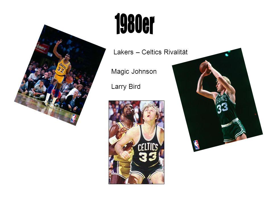 Michael Jordan und die Chicago Bulls Sechs Meisterschaften