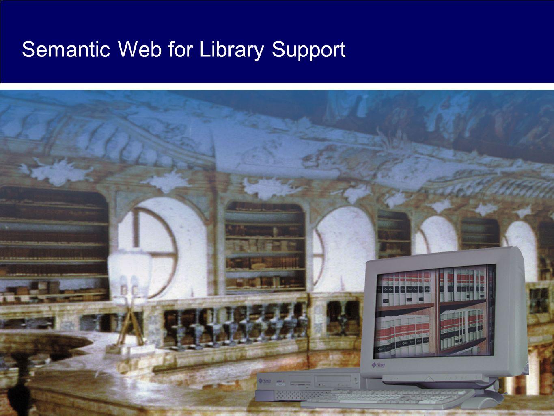 Die ZBW ist Mitglied der Leibniz-Gemeinschaft Copyright © ZBW 2010 Seite 8 Semantic Web for Library Support
