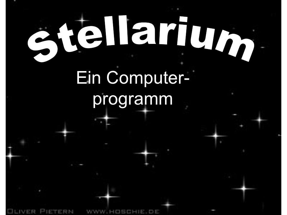Ein Computer- programm