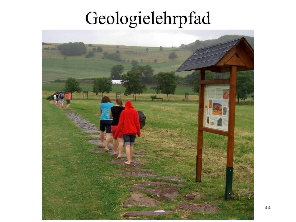 44 Geologielehrpfad