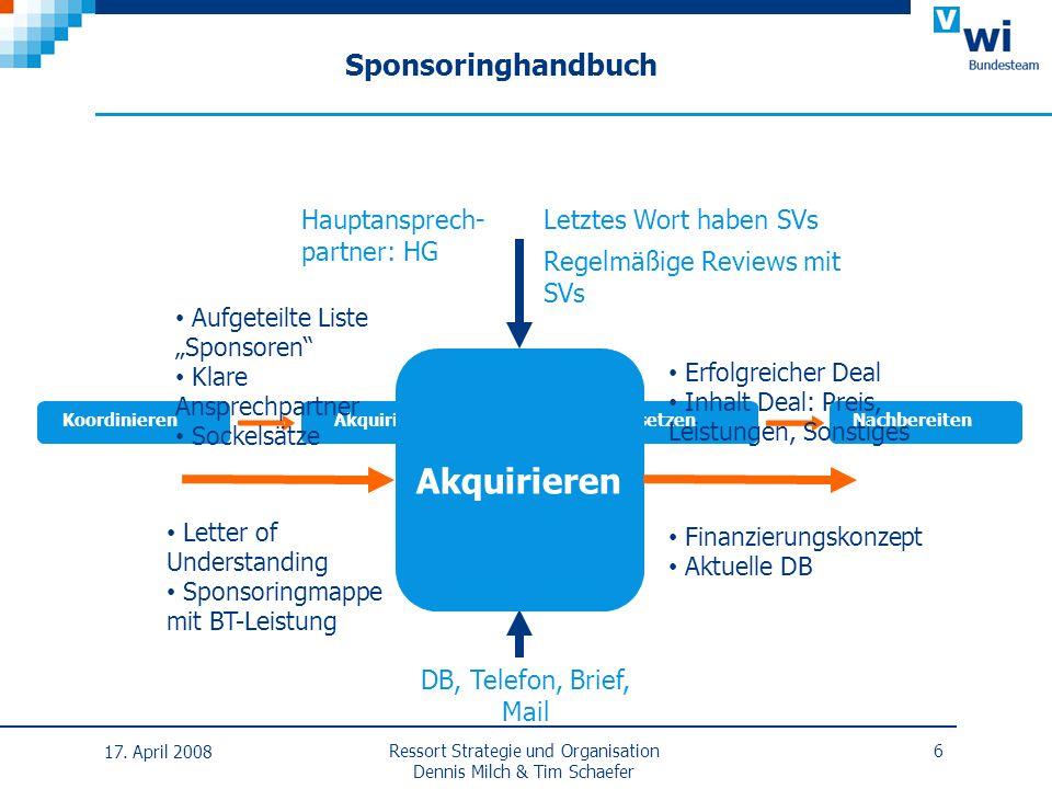 Sponsoringhandbuch 17.