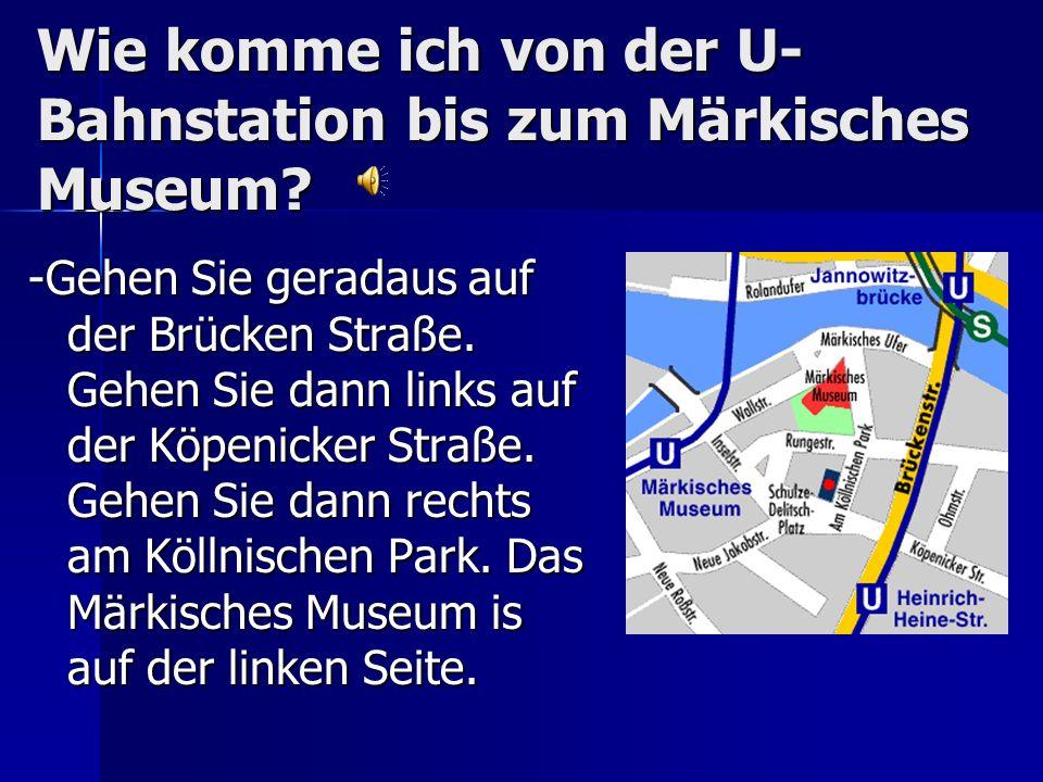von (der/dem) = from the..