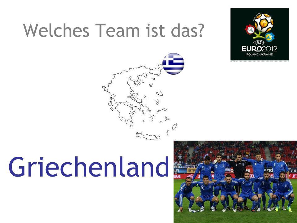 Welches Team ist das? Russland