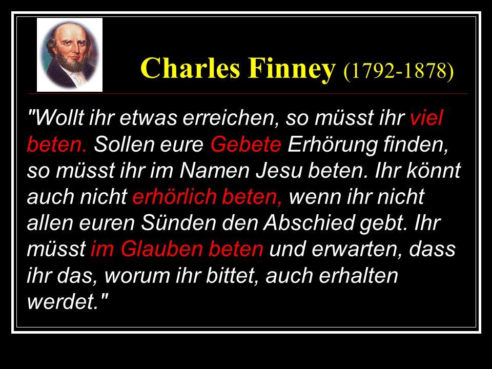 Charles Finney (1792-1878)