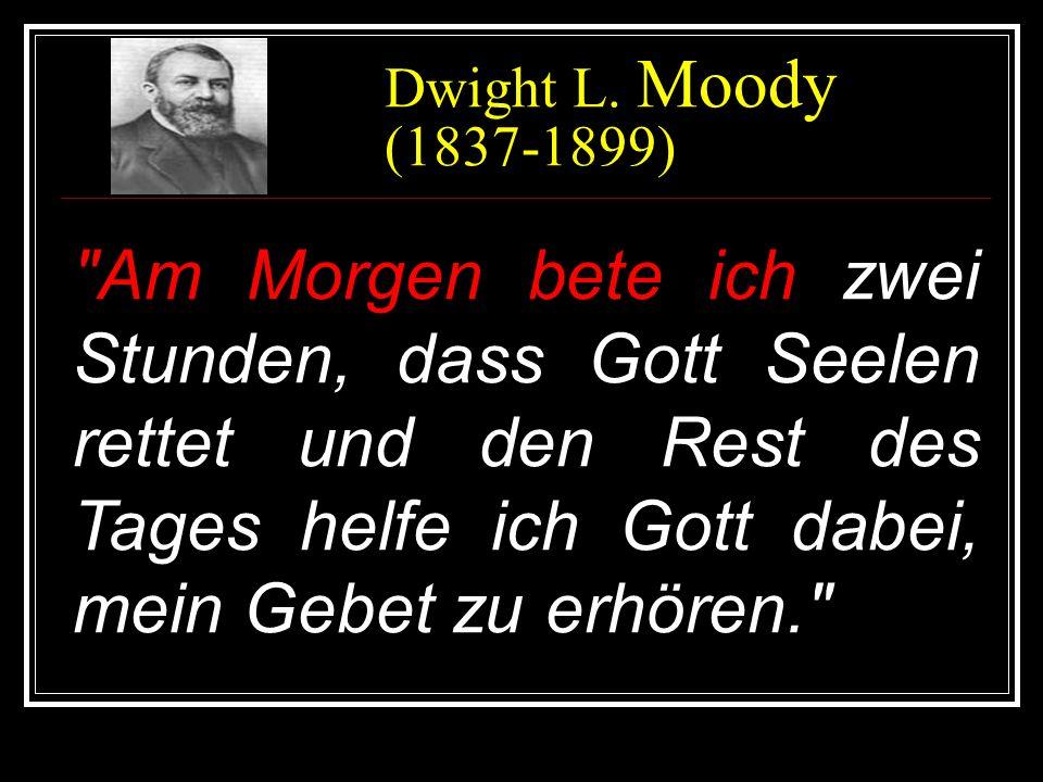 Dwight L. Moody (1837-1899)