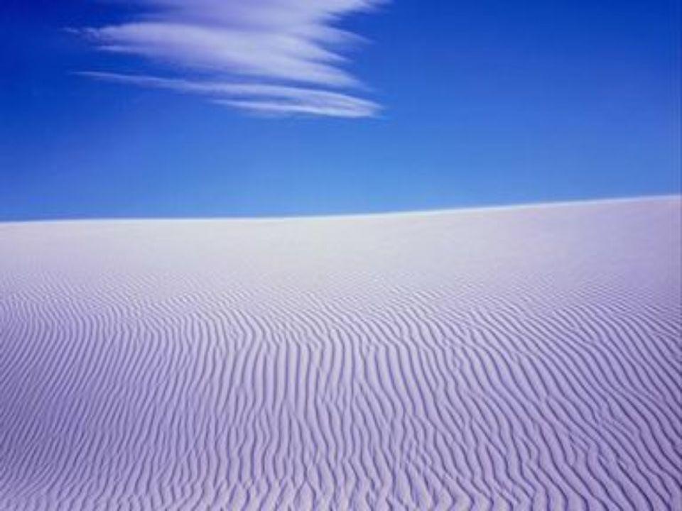 Durch die Wüste ins gelobte Land.Durch Angst und Sorgen wie durch brennend heissen Sand.