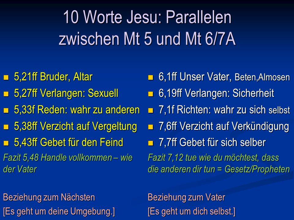 C.Nachwort 7,13-27 7,13-27: Richtiges und Falsches in Bezug auf das Königreich 1.