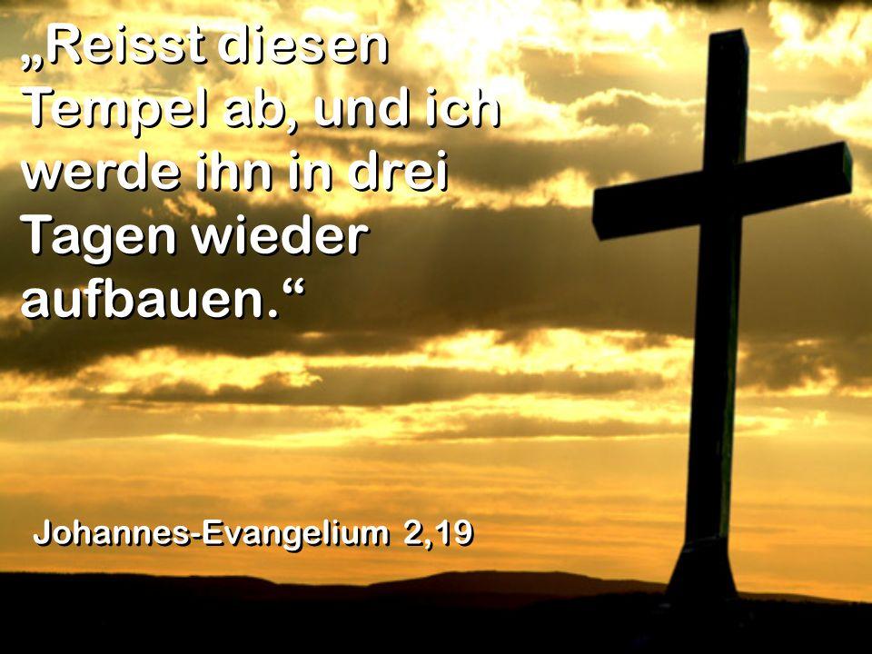 Was ist eure Meinung? Matthäus-Evangelium 26,66