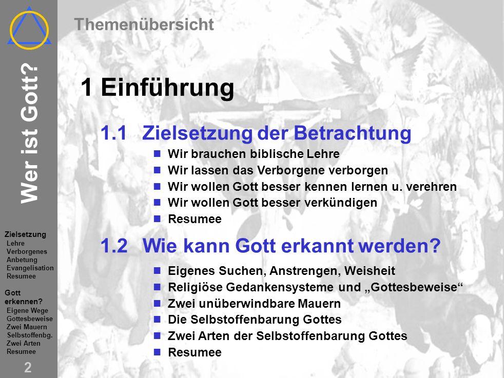 Das Allerheiligenbild, Albrecht Dürer, 1511.Einführung Wer ist Gott.
