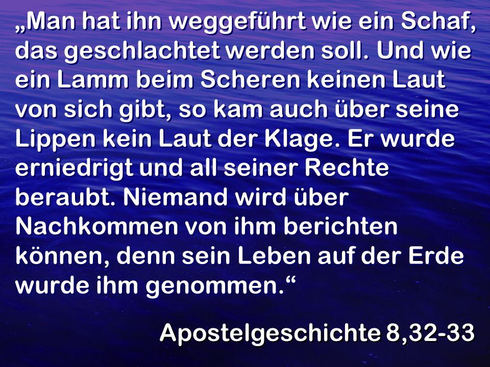 Johannes rief das israelitische Volk zur Umkehr auf und taufte die, die seinem Aufruf folgten.