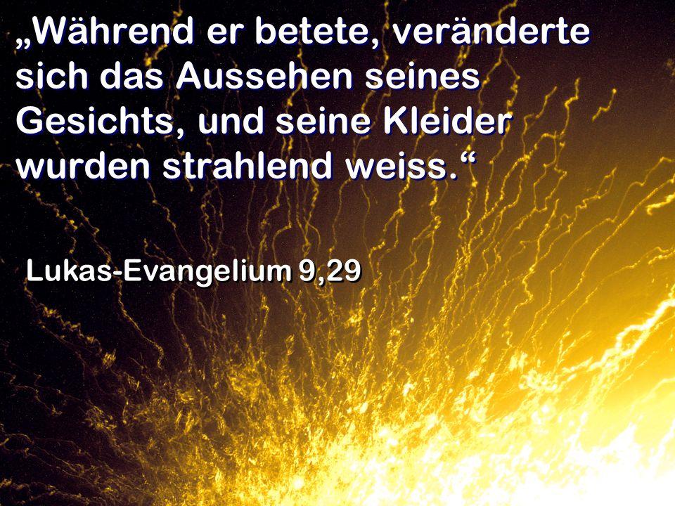 III.Gott stärkt für den Alltag