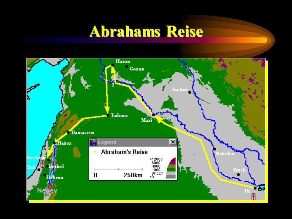 Abrahams Reise