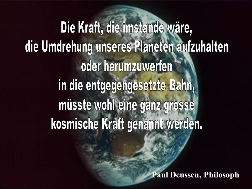 Paul Deussen, Philosoph