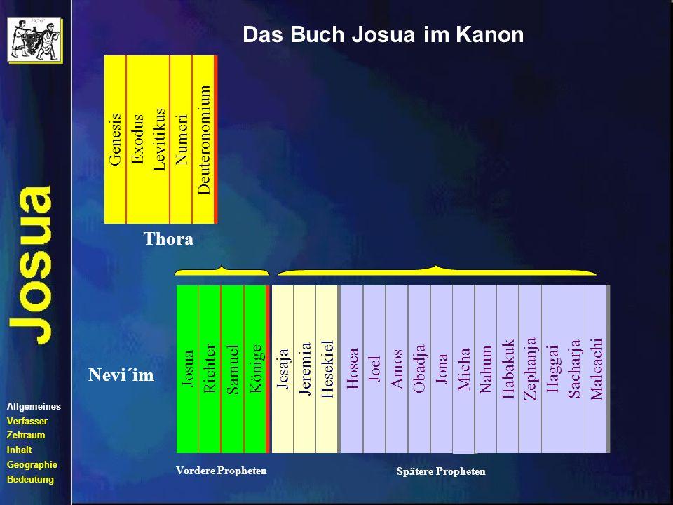 Genesis Exodus Levitikus Numeri Deuteronomium Thora Josua Richter Ruth - Pfingsten Samuel Könige Jesaja Jeremia Klagelieder - Z.