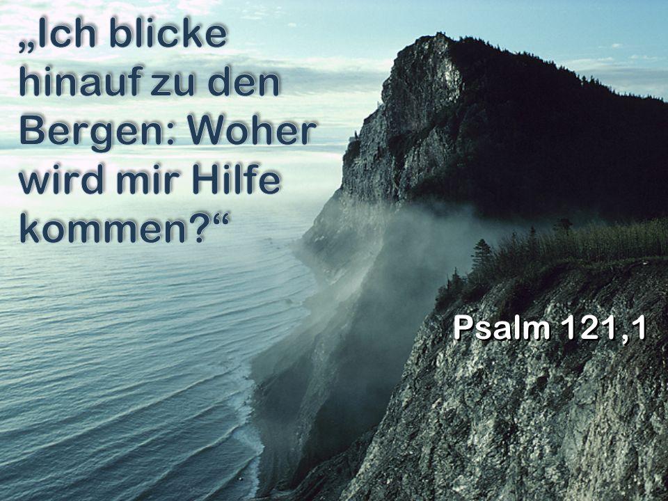 Psalm 121,1