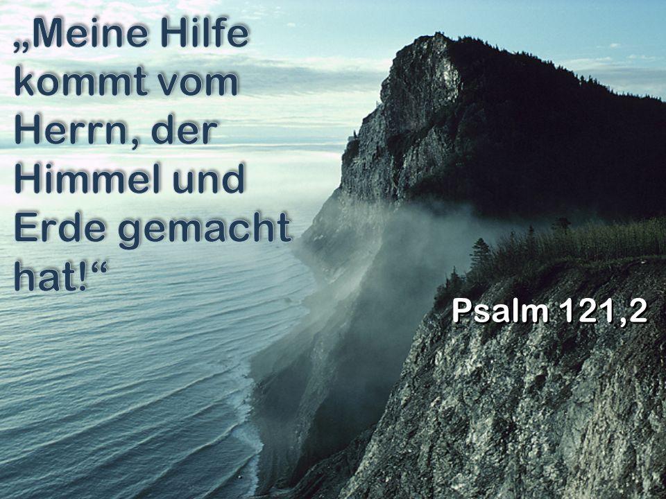Das Rufen und Schreien zu den Götzen auf den Bergen und Hügeln kann uns nicht helfen; nur du, unser Gott, bringst Israel Hilfe.
