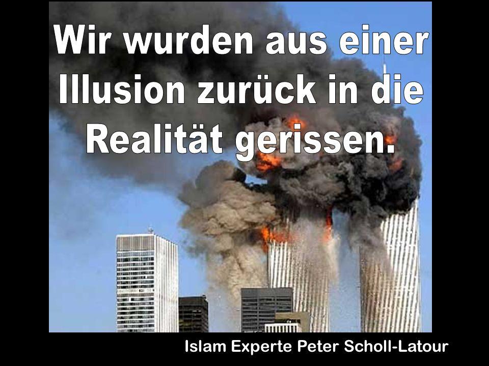 Islam Experte Peter Scholl-Latour