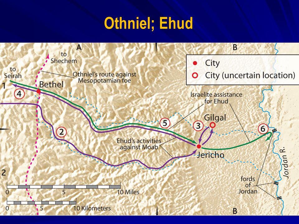 Othniel; Ehud
