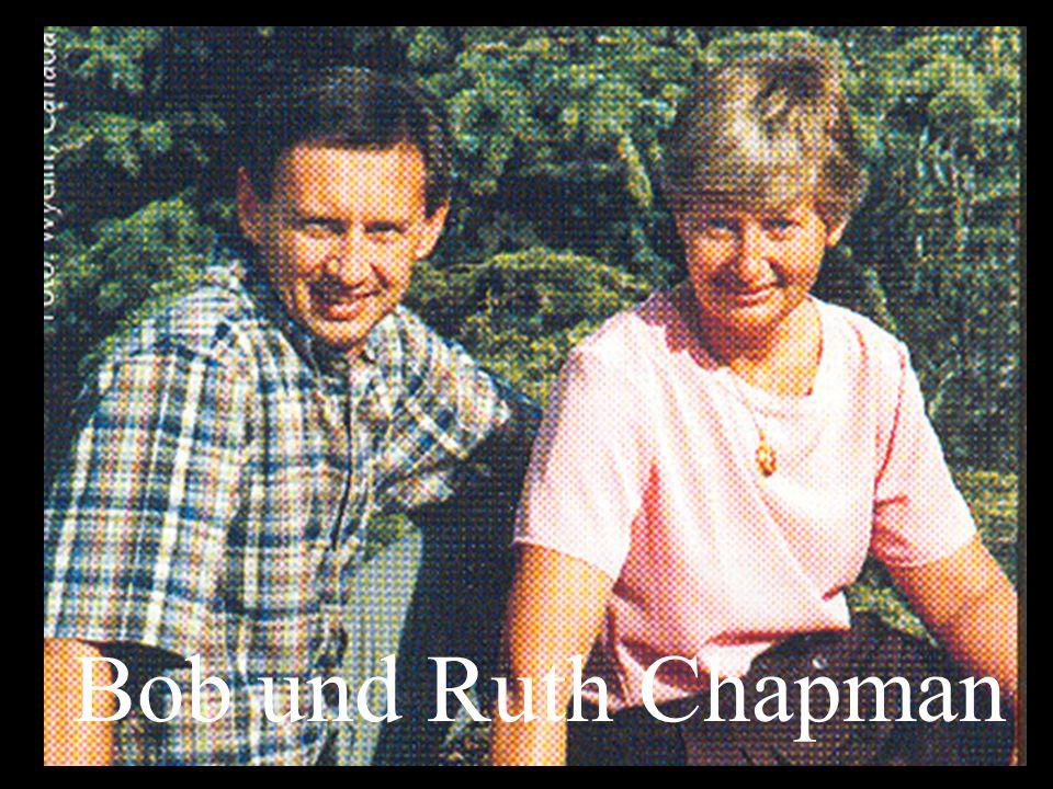 Bob und Ruth Chapman
