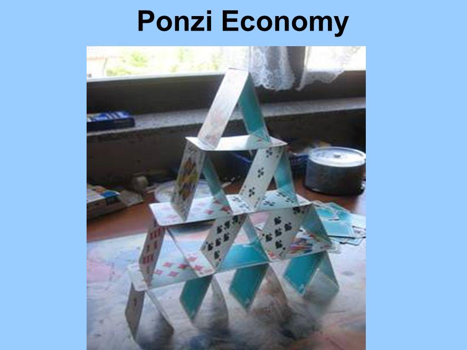 Ponzi Economy