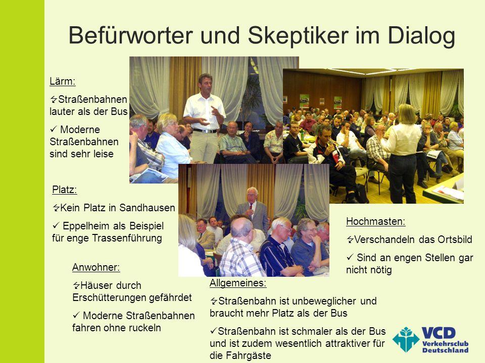 Ein wichtiges Thema für die Städte und Gemeinden Walldorfs Bürgermeister Merklinger und Nußlochs Bürgermeister Rühl bezogen Stellung.