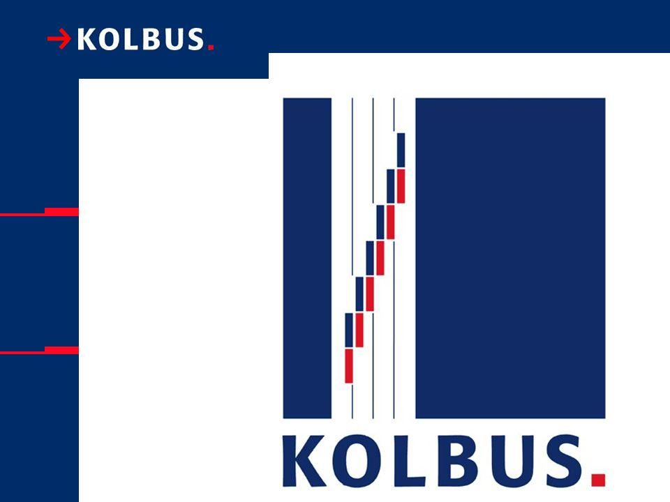 KOLBUS - Kurzcharakteristik Gesellschaftsform : GmbH + Co.