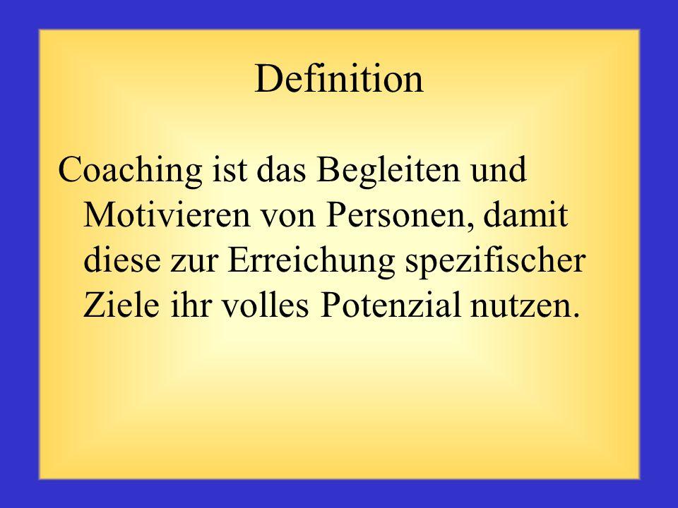 Coaching Ihr Verhalten wirkt sich auf das gesamte Team aus