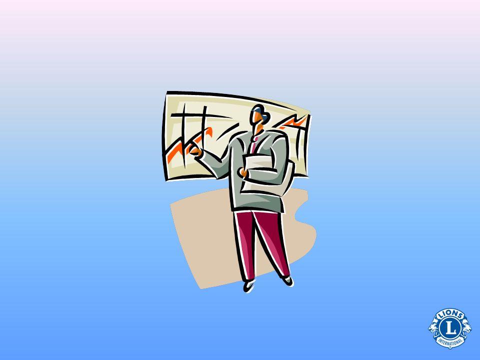 Ausgaben und Einnahmen Mitglieder im Club Ausschüsse im Club Überwachung der Ausgaben Notwendige Ausgaben Quiz zu Clubamtsträgern Die drei wichtigsten