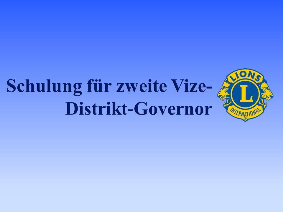 Weitere Ressourcen: LCIF Der zweite Vize-Distrikt-Governor und andere Mitglieder des Distrikt-Governor-Teams unterstützen den LCIF-Distriktkoordinator dabei, für die Stiftung zu werben, um Hilfsdienstleistungen auf der ganzen Welt zu fördern.