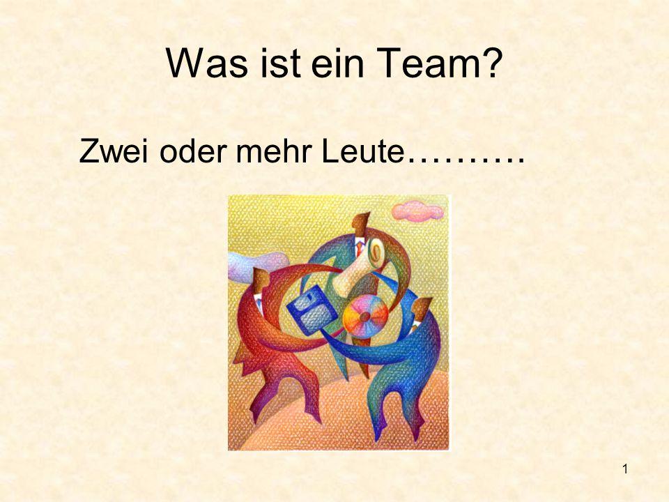 21 Wie sieht es mit Ihrem Team aus.Übernehmen die Teammitglieder konstruktive Rollen.