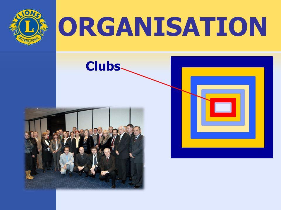 ORGANISATION Clubs