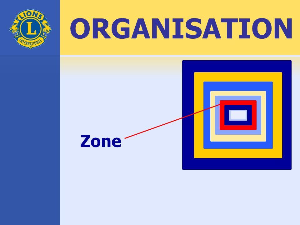 ORGANISATION Zone