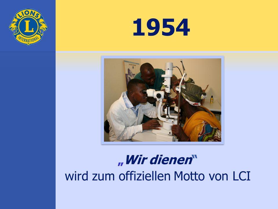 Anerkannte Hilfsdienst- programme