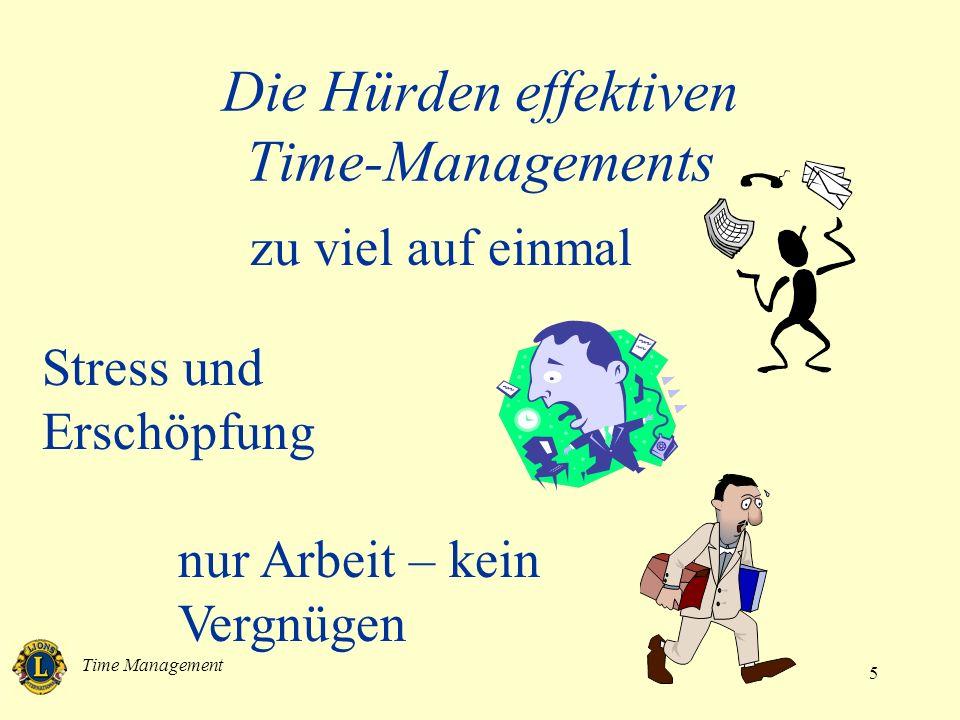 Time Management 16 Ihre persönliche Bestzeit Morgens? Abends? spät Nachts?