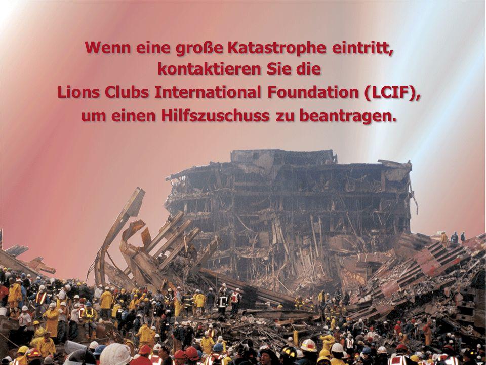 Um einen angemessenen Notfallplan für Ihre Gemeinde zu entwickeln, beachten Sie bitte den Leitfaden zum Lions ALERT Programm (IAD-911) auf der Lions Webseite (www.lionsclubs.org).www.lionsclubs.org Um einen angemessenen Notfallplan für Ihre Gemeinde zu entwickeln, beachten Sie bitte den Leitfaden zum Lions ALERT Programm (IAD-911) auf der Lions Webseite (www.lionsclubs.org).www.lionsclubs.org
