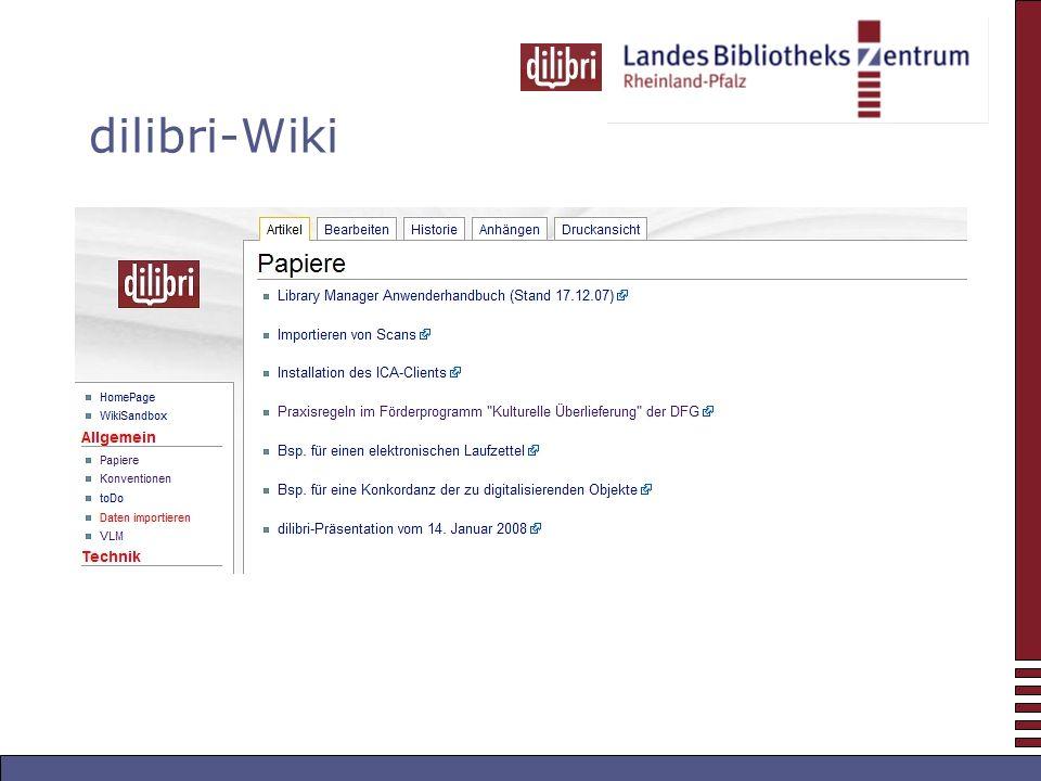 dilibri-Wiki