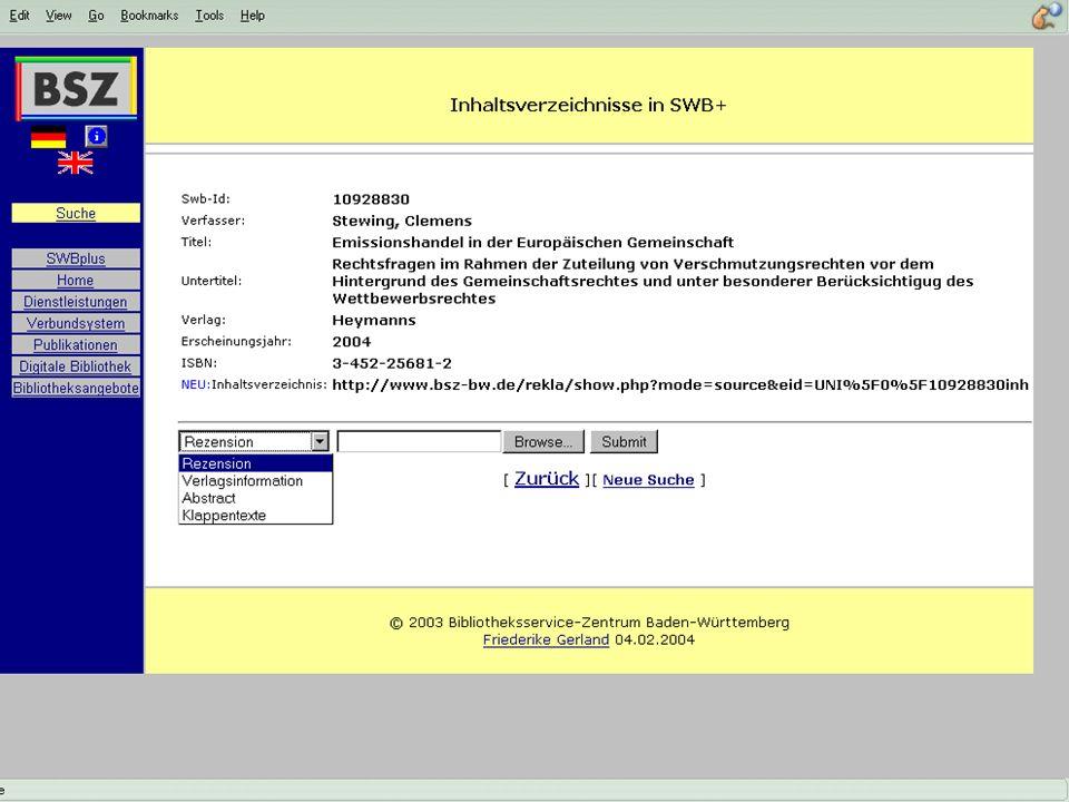 BSZ SWBplus / Friederike Gerland 10
