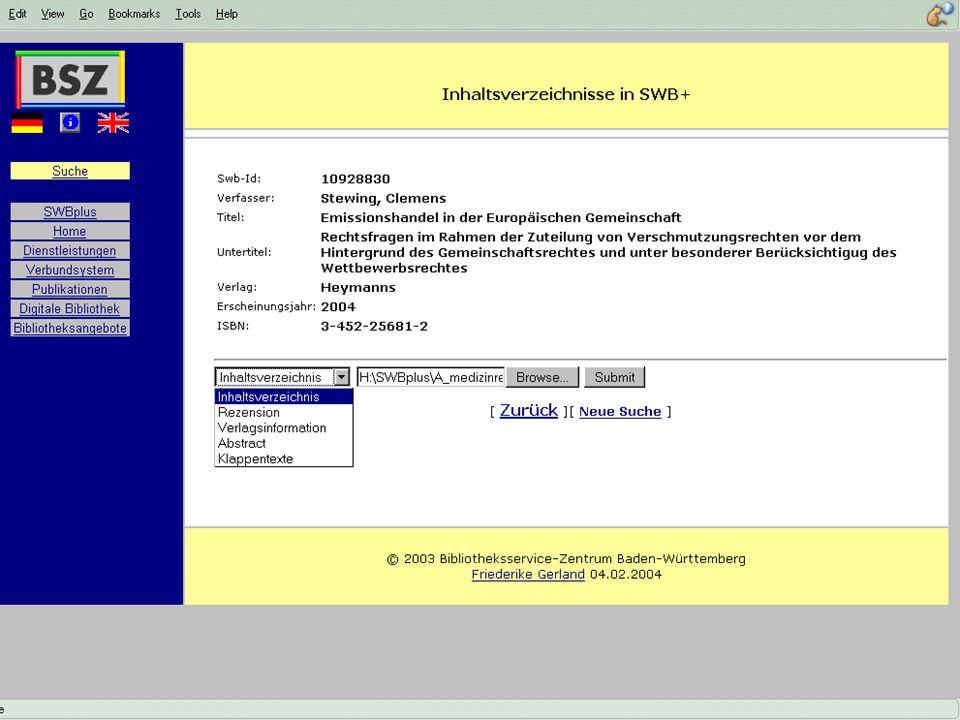 BSZ SWBplus / Friederike Gerland 9