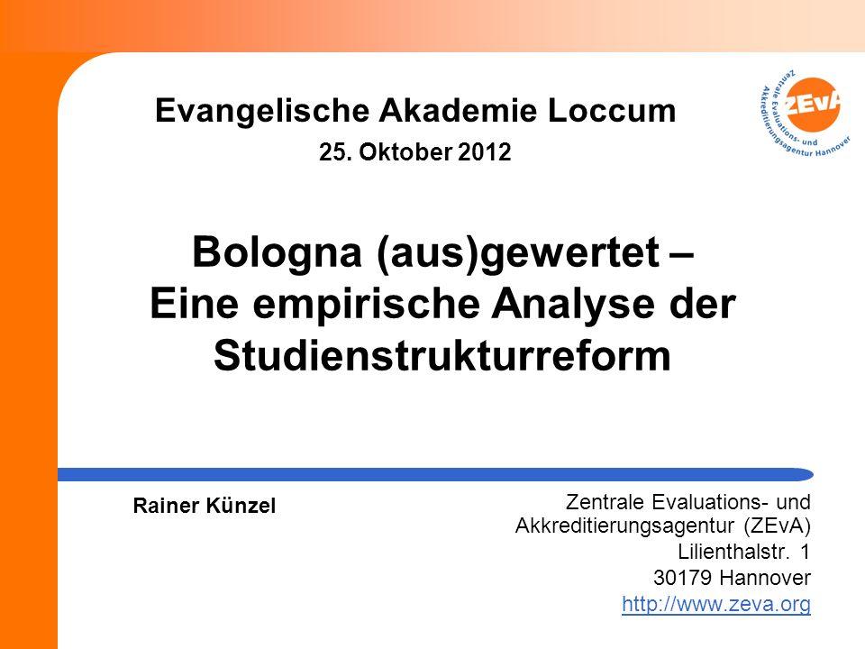 Evangelische Akademie Loccum 25.