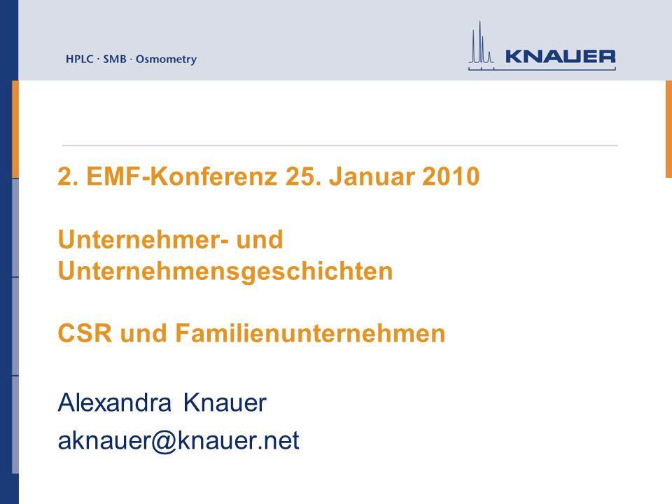 2.EMF-Konferenz 25.