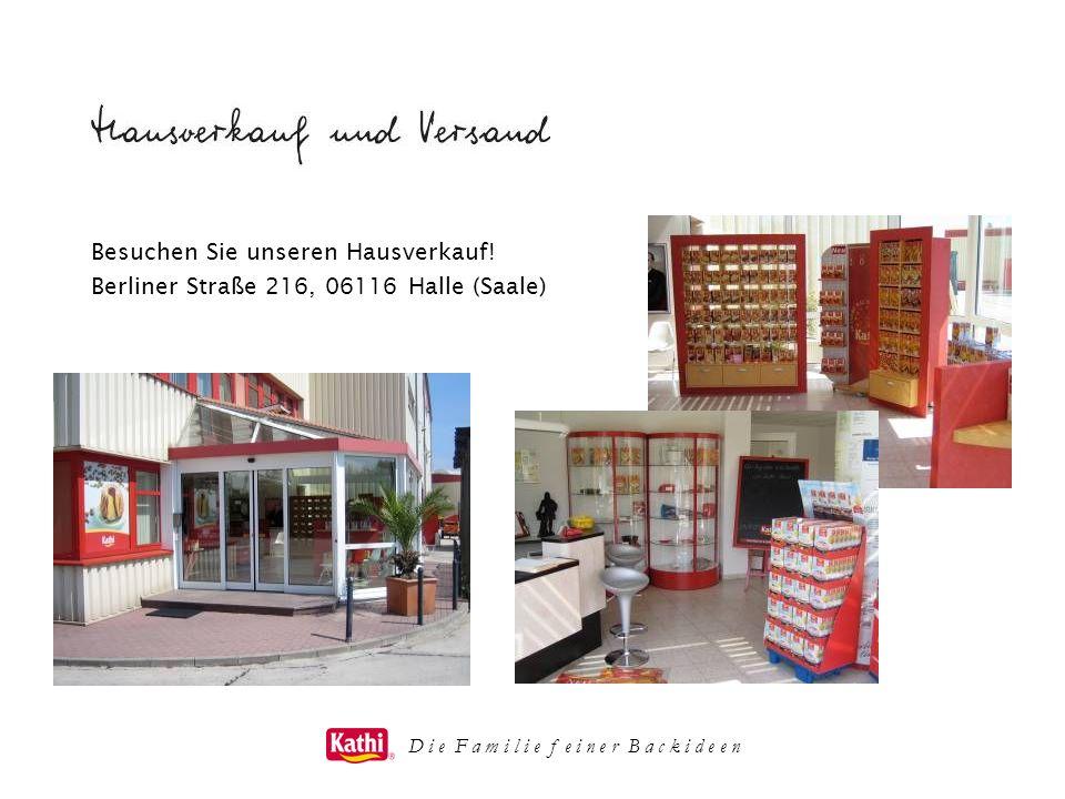 Besuchen Sie unseren Hausverkauf! Berliner Straße 216, 06116 Halle (Saale)