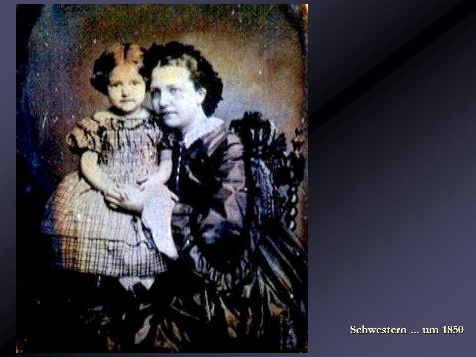 Schwestern... um 1850
