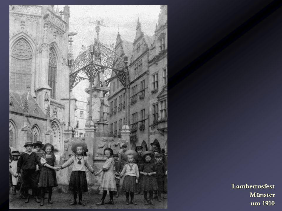 Taubstummen- Schule Langenhorst 1950