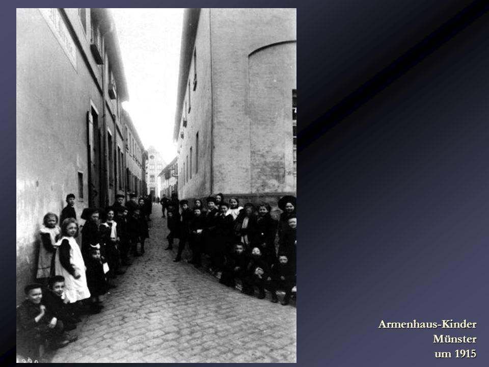 Schachtkinder Grubenkind Zeche Hedwigs Wunsch Oberschlesien... um 1920