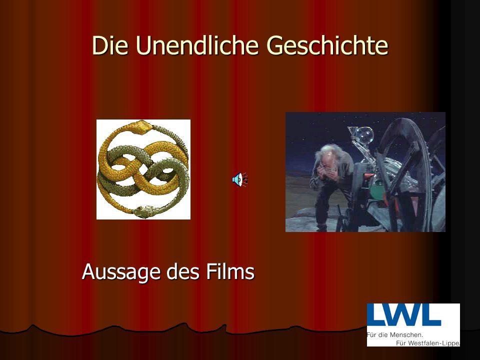 Infos über den Gmork Filmbewegung: Bei der Bewegung ist nur ein Teil des Gmork zu sehen. Filmbewegung: Bei der Bewegung ist nur ein Teil des Gmork zu
