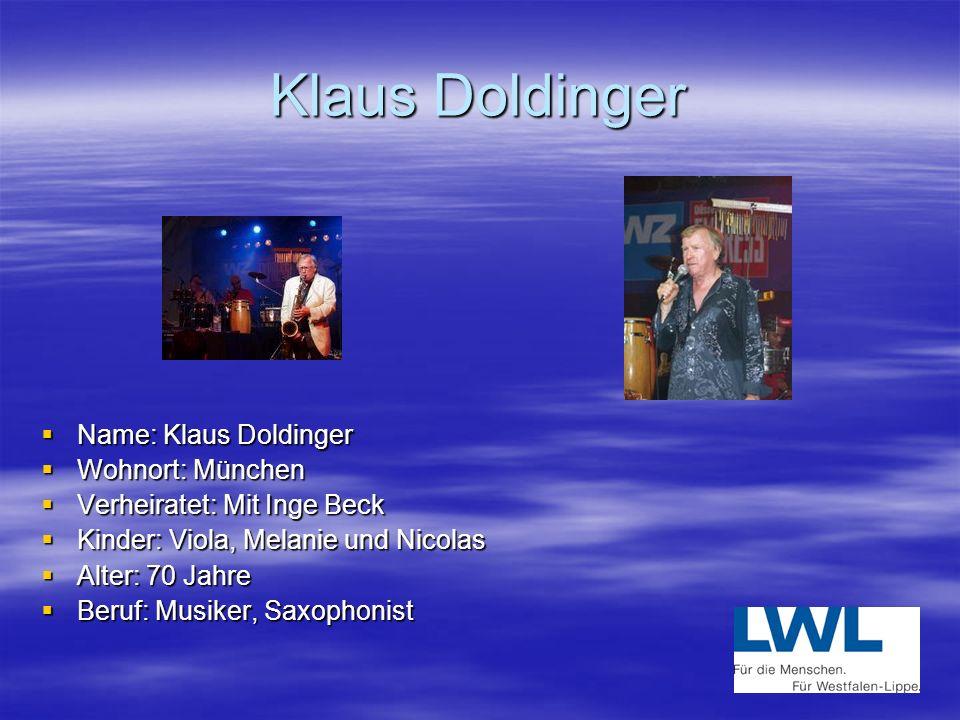 Die unendliche Geschichte Soundtrack komponiert von: Klaus Doldinger sein Leben