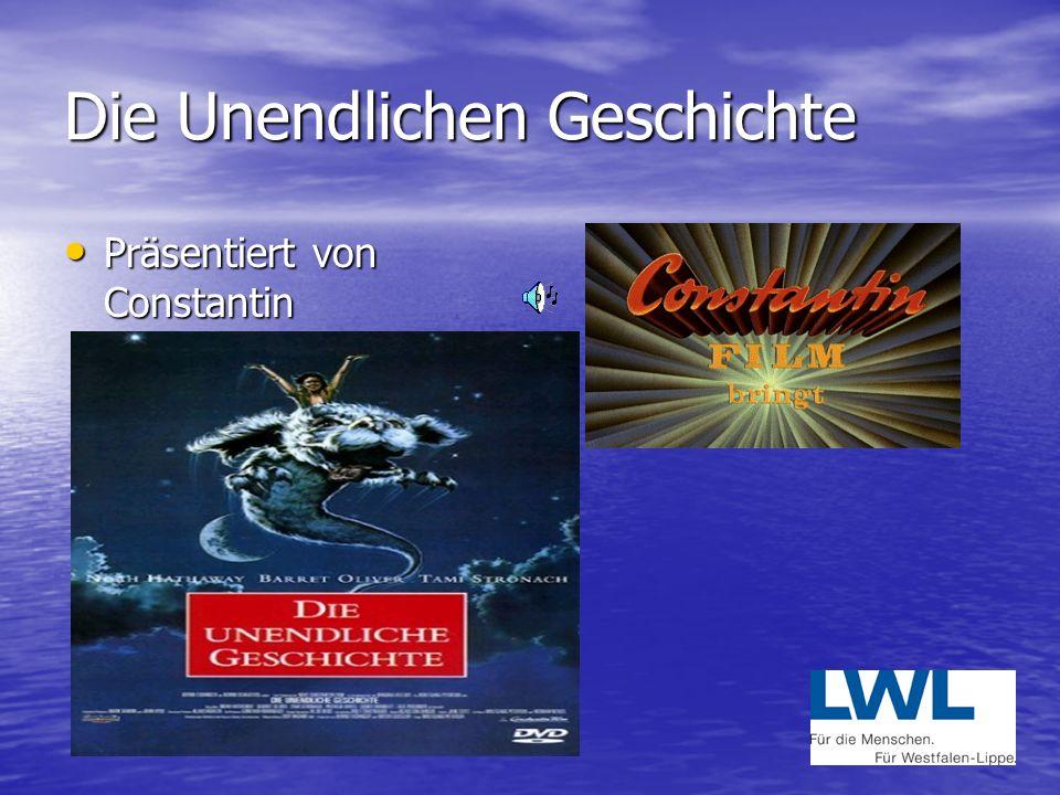 Die Unendliche Geschichte hat nichts mit dem Phantasialand in Brühl zu tun Das Phantasialand in Brühl wurde ursprünglich gegründet, um Theaterpuppen n