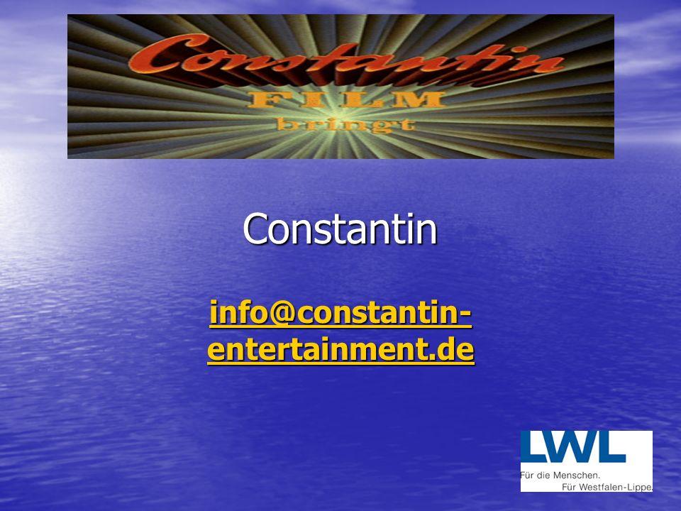Die Unendlichen Geschichte Präsentiert von Constantin Präsentiert von Constantin