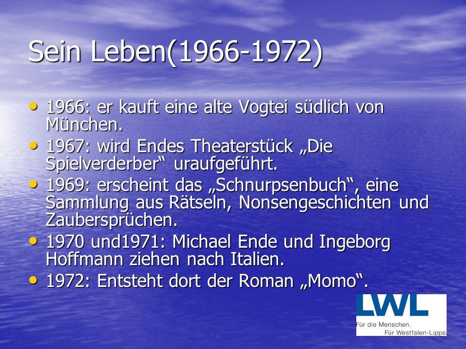 Sein Leben(1950-1954) 1952 bis 1954 arbeitet er als Filmkritiker beim Bayerischen Rundfunk. 1952 bis 1954 arbeitet er als Filmkritiker beim Bayerische