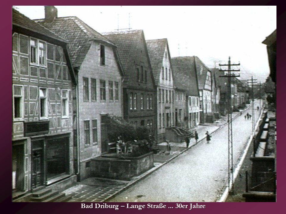 Arnsberg-Neheim um 1930
